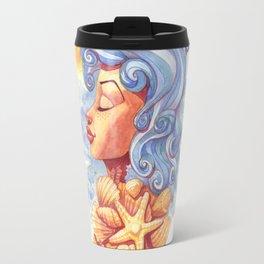Summer Goddess Travel Mug