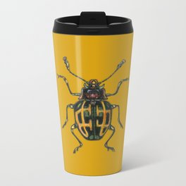 Scarabee carotte Metal Travel Mug