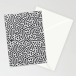 Withe Oblivion Stationery Cards