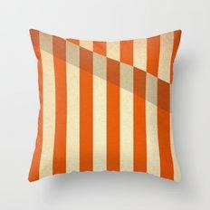 Summer's Standard Throw Pillow