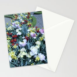 Flowers at Versailles  Stationery Cards