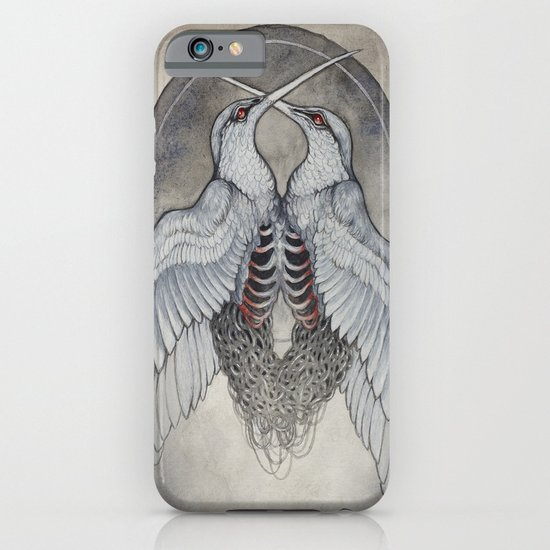 Coalesce art print  iPhone & iPod Case