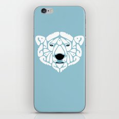 An Béar Bán (The White Bear) iPhone Skin
