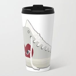 Commes Des Garcons x Converse White High Top Travel Mug