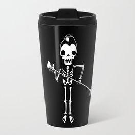 Rockabilly singer Travel Mug