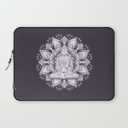 Black Mandala Laptop Sleeve