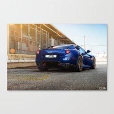 Ferrari 599 GTB Canvas Print