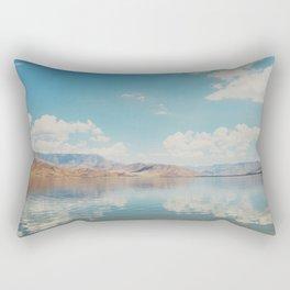beautiful reflections ... Rectangular Pillow