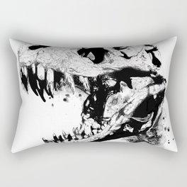 Tyrannosaurus Rex Dinosaur Rectangular Pillow