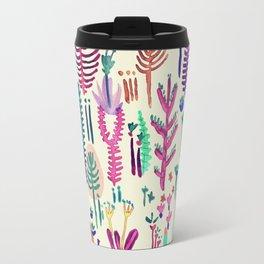STRANGE FLOREST Travel Mug