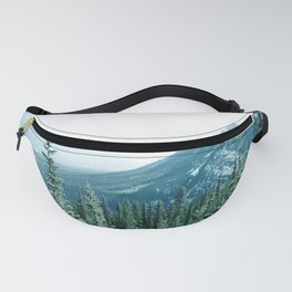 Morning Forest Fanny Pack
