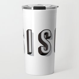 SISU - Finnish Word Travel Mug