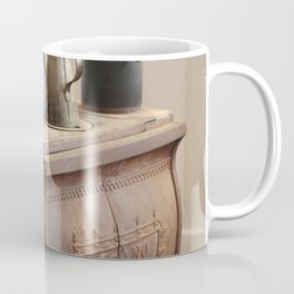 Warming at the Volcano Fort Stanton New Mexico Coffee Mug