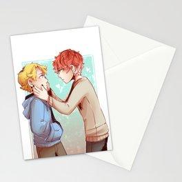 Yoosung & Saeran Stationery Cards
