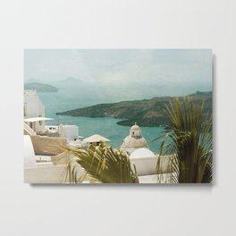Island View Metal Print