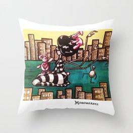 Bella Boat Throw Pillow