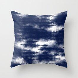 Tie Dye 6 Throw Pillow