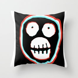 The Mighty Boosh Throw Pillow