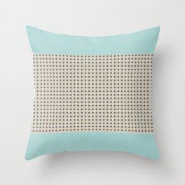 cuadrados 1 Throw Pillow