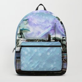 Winter Day at theBay Backpack