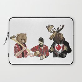 Oh, Hey There Canada Laptop Sleeve