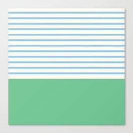 Narrabeen Stripe Canvas Print