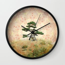 Bansai Wall Clock