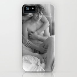 You Brighten My Day iPhone Case