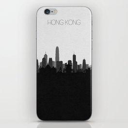 City Skylines: Hong Kong iPhone Skin