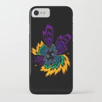 firefly iPhone & iPod Cases featuring Firefly by Steve Purnell