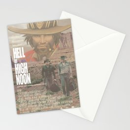 Hell or High Noon Stationery Cards