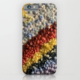 A Rainbow of Sprinkles (an experiment) iPhone Case