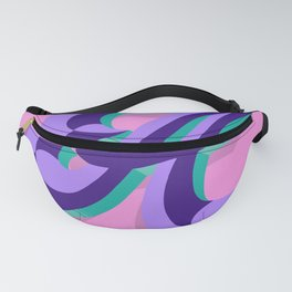 Letter A - 36 Days of Type Fanny Pack