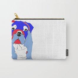 Britishy Bulldog Carry-All Pouch