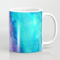 storm Mugs featuring The Sound by Jacqueline Maldonado