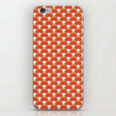 Dragon Scales Tangerine  iPhone & iPod Skin
