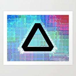 MODERNISM  Art Print