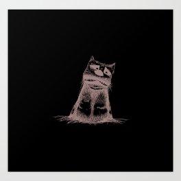 Dog Art Print