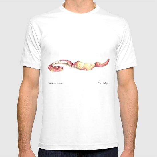 Gravenstein apple peel T-shirt