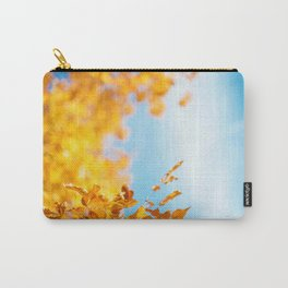 Golden Branch (Color) Carry-All Pouch