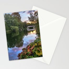 The Thames At Pangbourne Stationery Cards