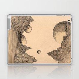 Worlds Collided Laptop & iPad Skin