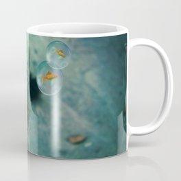 Cat and Fish Coffee Mug