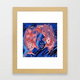 I Love You Jody No. 3 Framed Art Print