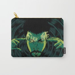 Mind-control powers in good use Carry-All Pouch