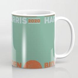 Retro Biden Harris Coffee Mug