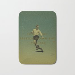 Preston North End - Finney Bath Mat