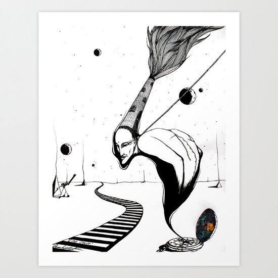 Life Cycle Art Print