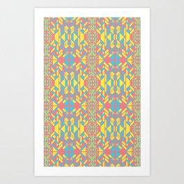 PYB Art Print