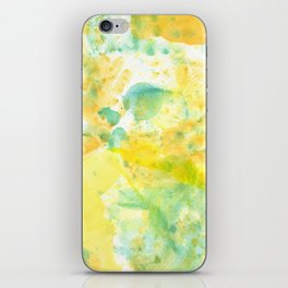 Color of the Kid iPhone Skin
